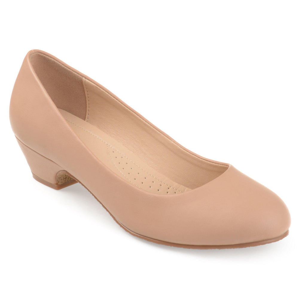 SAAR Shoes Journee Collection Nude 5.5