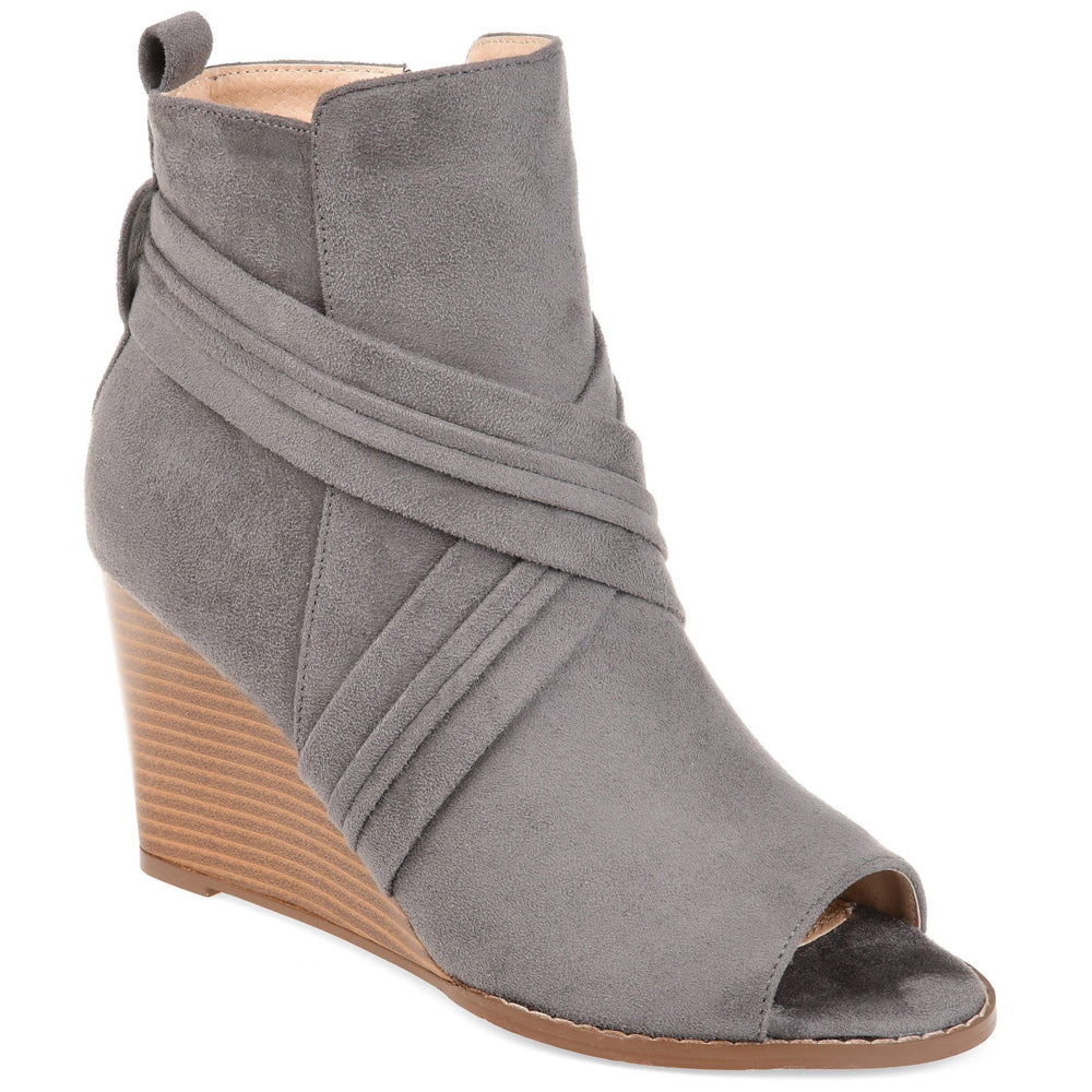 SABEENA Shoes Journee Collection Grey 5.5