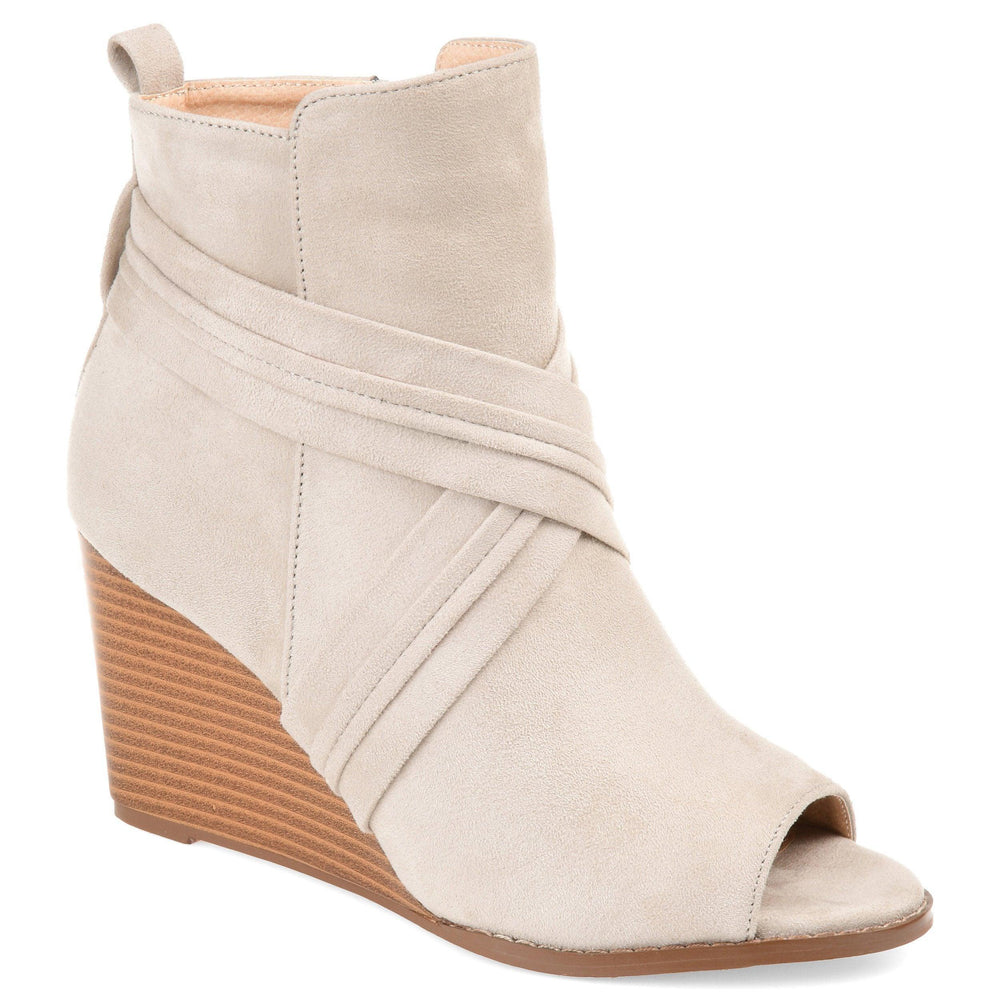 SABEENA Shoes Journee Collection Taupe 5.5