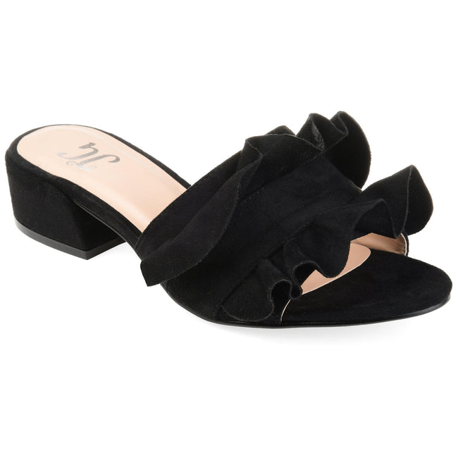 SABICA Shoes Journee Collection Black 10