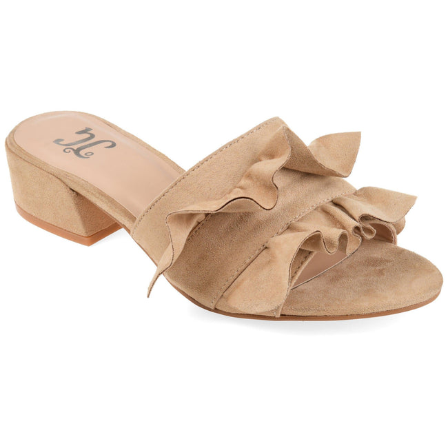 SABICA Shoes Journee Collection Nude 5.5