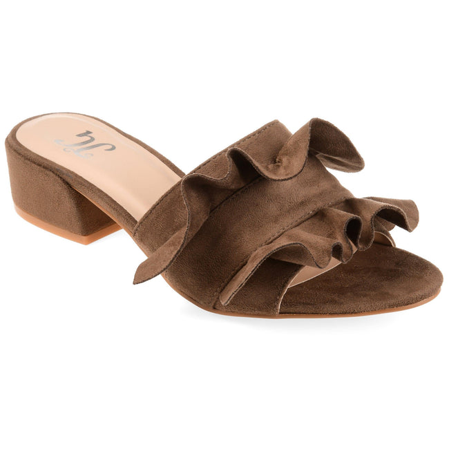 SABICA Shoes Journee Collection Taupe 5.5