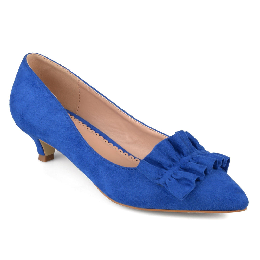 SABREE Shoes Journee Collection Blue 5.5