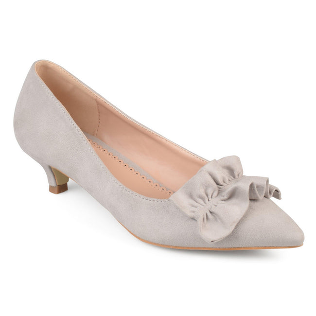 SABREE Shoes Journee Collection Stone 5.5