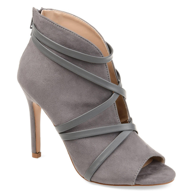 SAMARA Shoes Journee Collection Grey 5.5