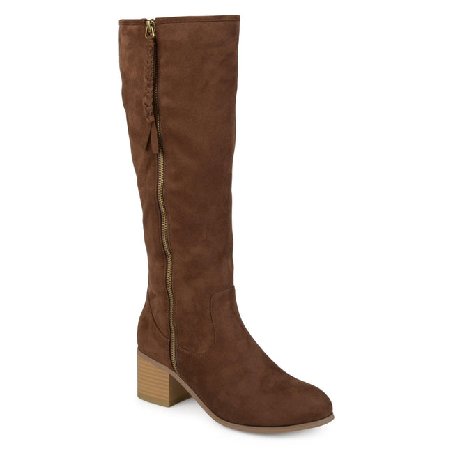 SANORA WIDE CALF Journee Collection Brown 6