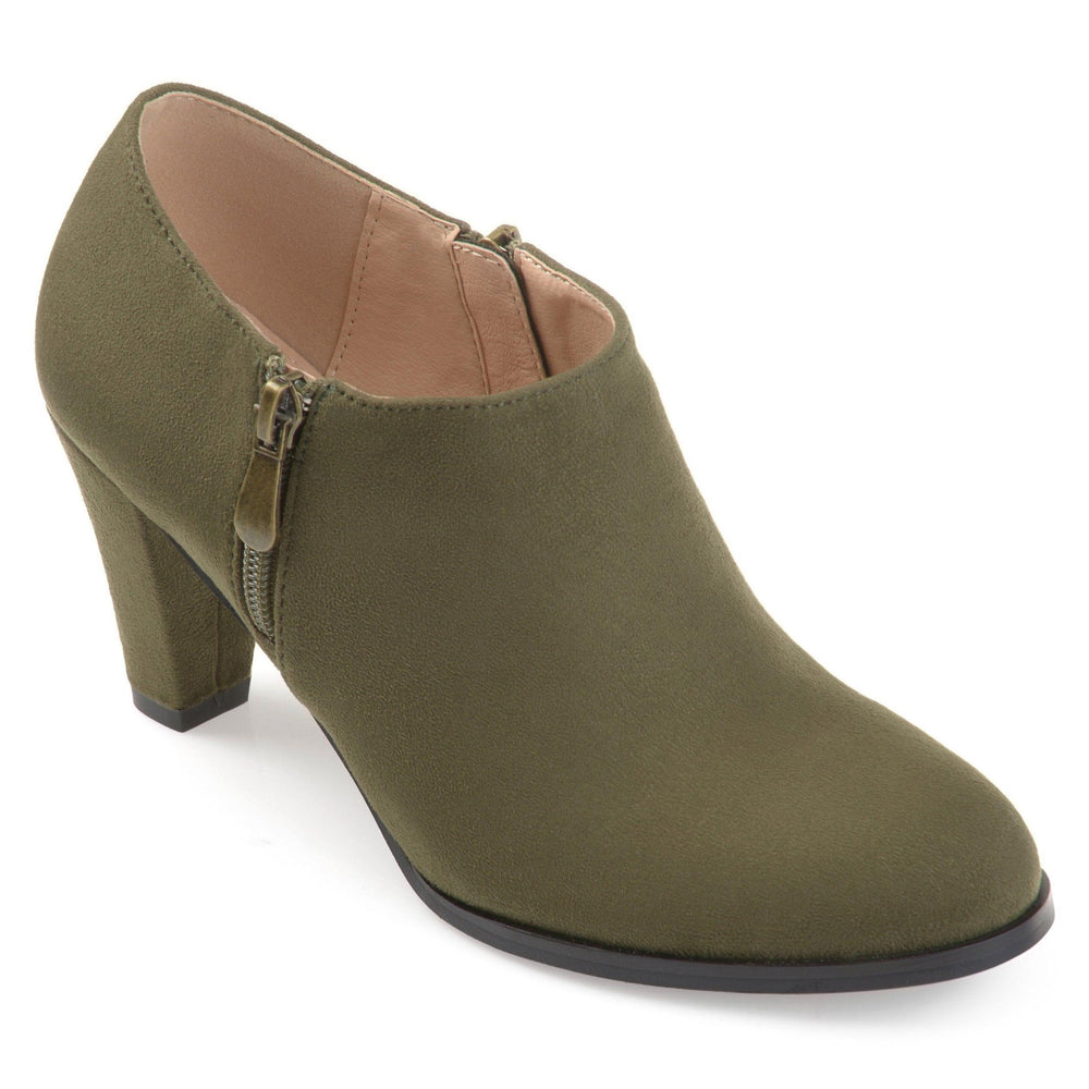 SANZI Shoes Journee Collection Olive 5.5