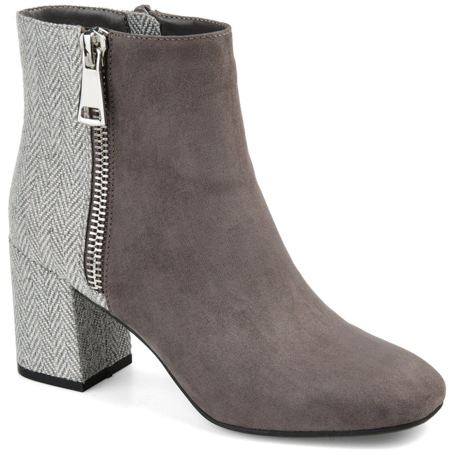 SARAH Shoes Journee Collection Grey 5.5