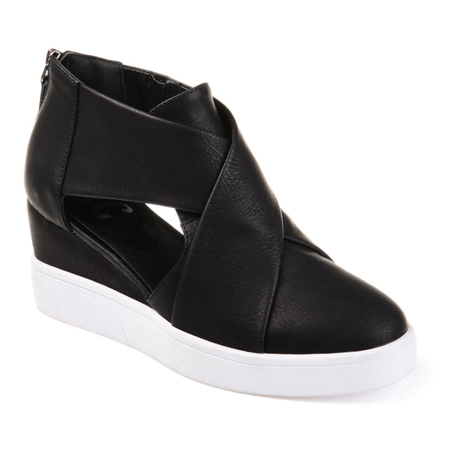 SEENA Shoes Journee Collection Black 5.5