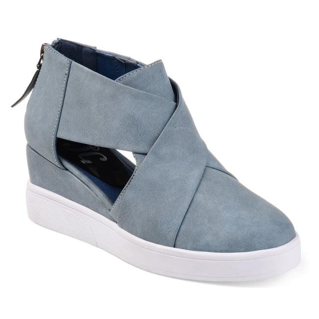 SEENA Shoes Journee Collection Blue 5.5