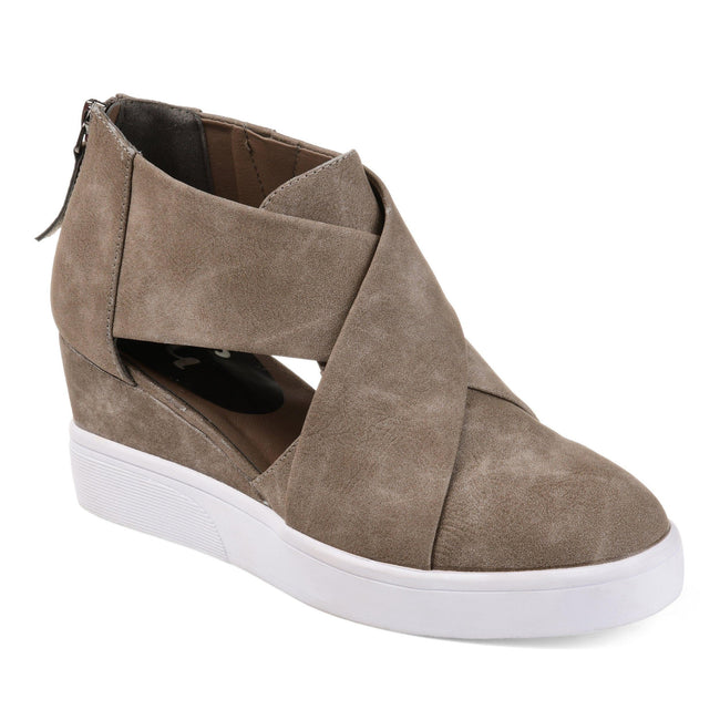 SEENA Shoes Journee Collection Taupe 5.5