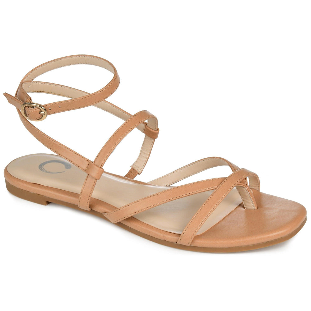 SERISSA SHOES Journee Collection Tan 6