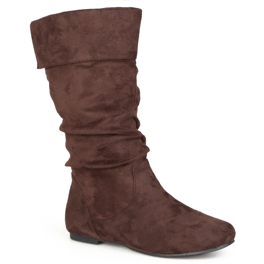 SHELLEY-3 Shoes Journee Collection Brown 6
