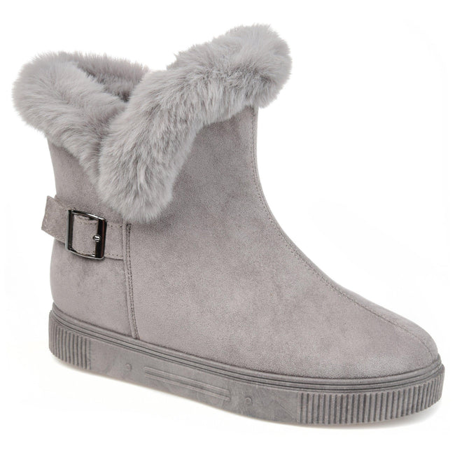 SIBBY Shoes Journee Collection Grey 6