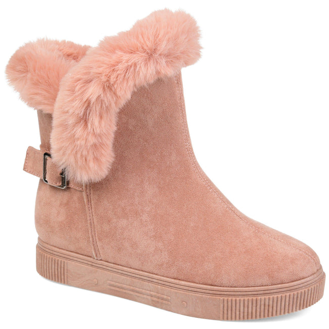 SIBBY Shoes Journee Collection Pink 6