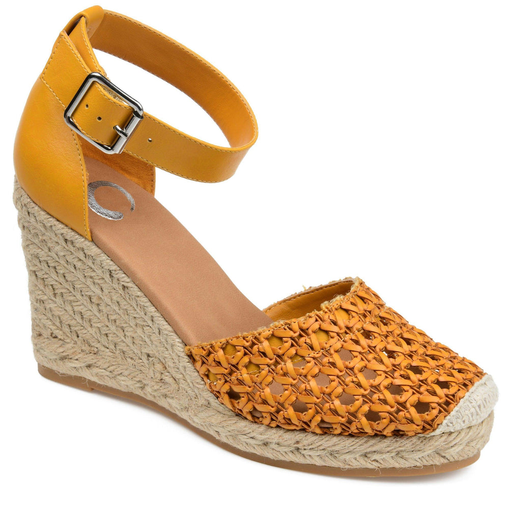 SIERRA Shoes Journee Collection Mustard 11