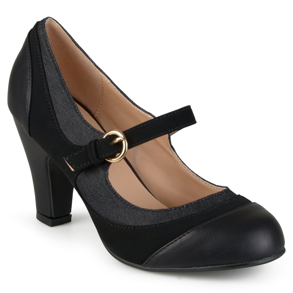 SIRI Shoes Journee Collection Black 6