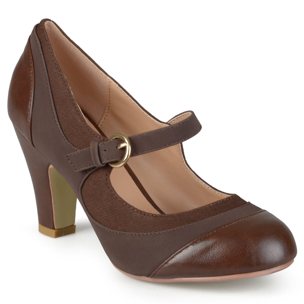 SIRI Shoes Journee Collection Brown 6