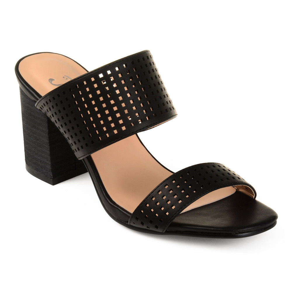 SONYA Shoes Journee Collection Black 5.5