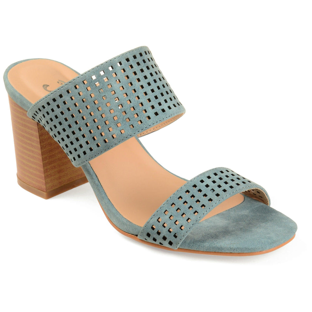 SONYA Shoes Journee Collection Blue 5.5