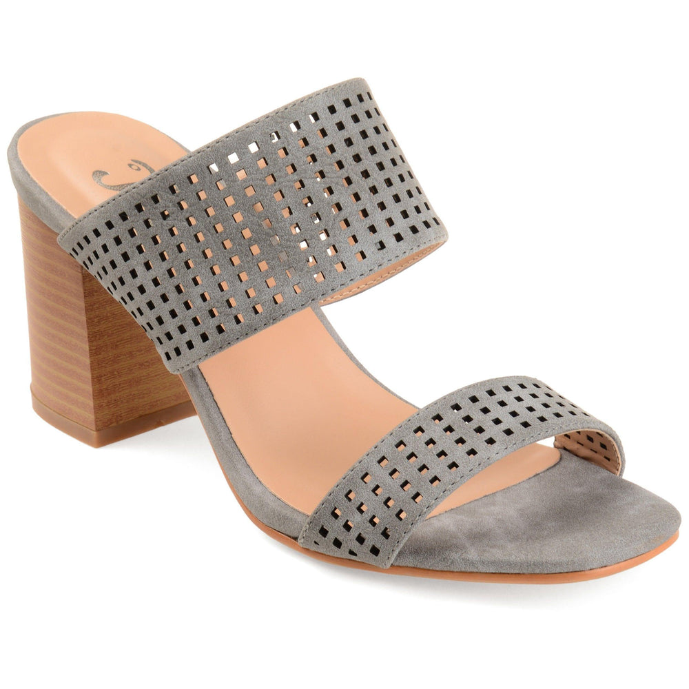 SONYA Shoes Journee Collection Grey 5.5