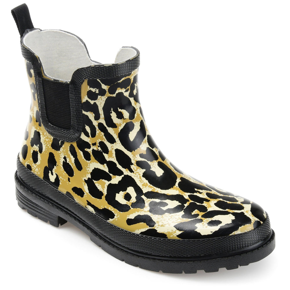 TEKOA Shoes Journee Collection Leopard 6.5