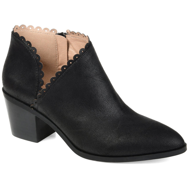 TESSA Shoes Journee Collection Black 5.5