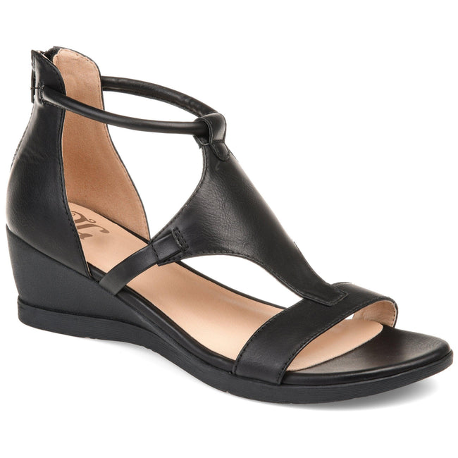 TRAYLE Shoes Journee Collection Black 5.5