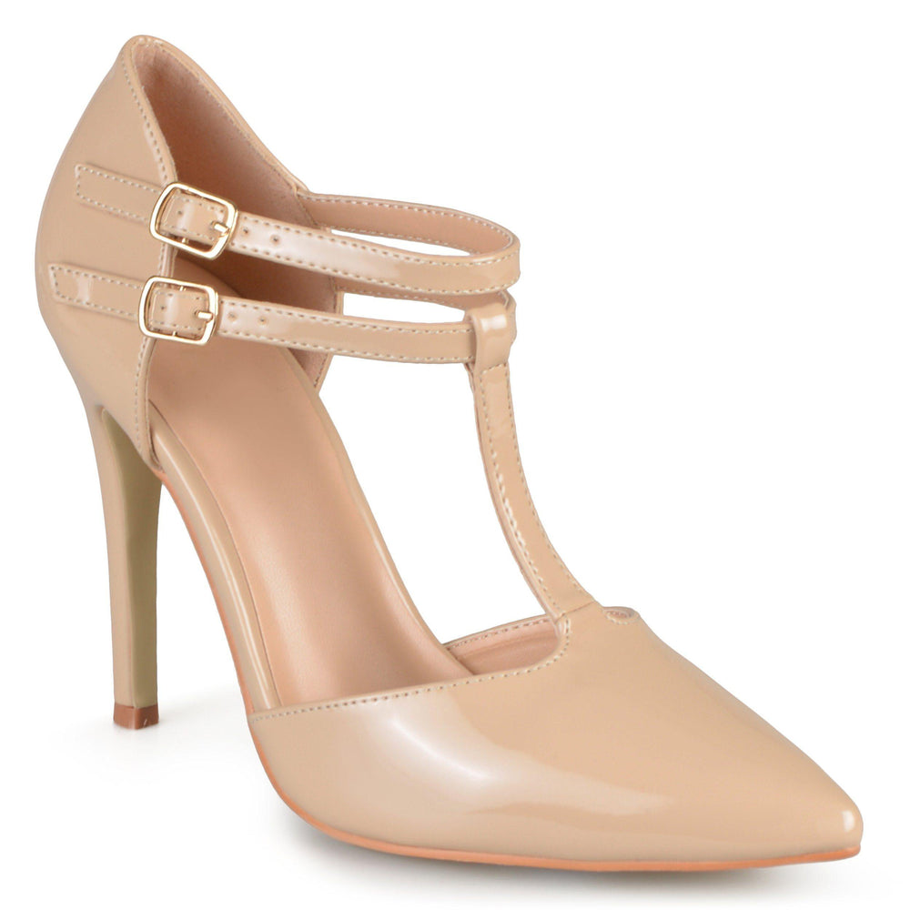 TRU Shoes Journee Collection Nude 6