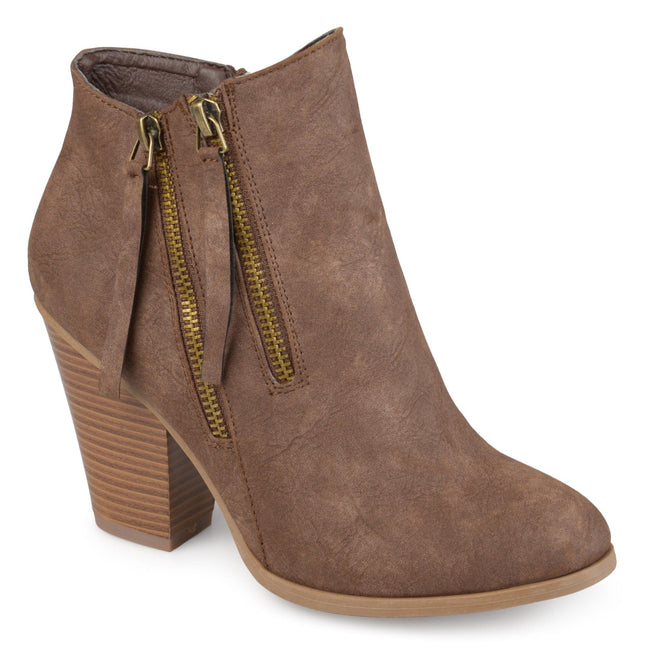 VALLY Shoes Journee Collection Brown 5.5