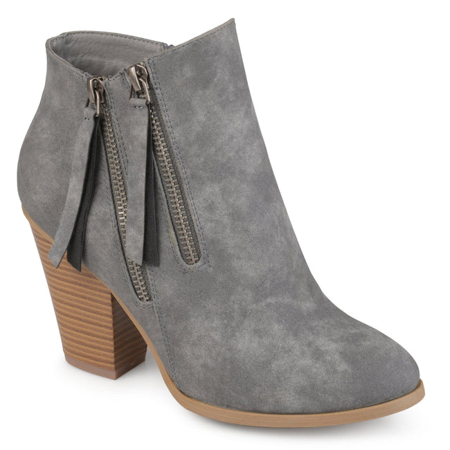 VALLY Shoes Journee Collection Grey 5.5