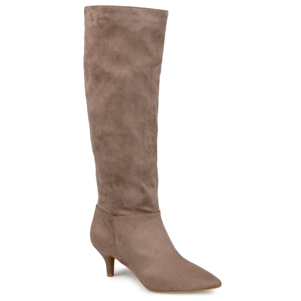 VELLIA SHOES Journee Collection Taupe 9