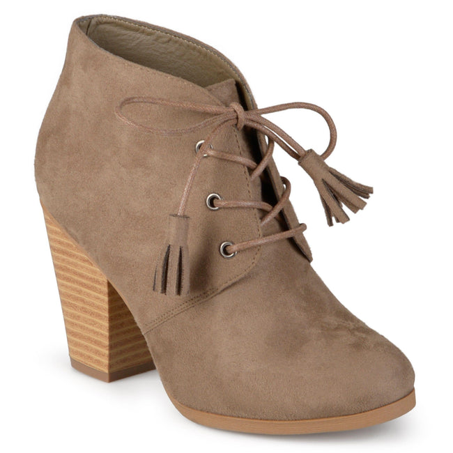 WEN Shoes Journee Collection Taupe 6