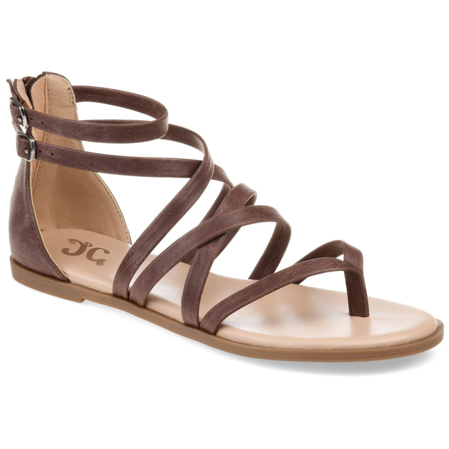 ZAILIE Shoes Journee Collection Brown 5.5
