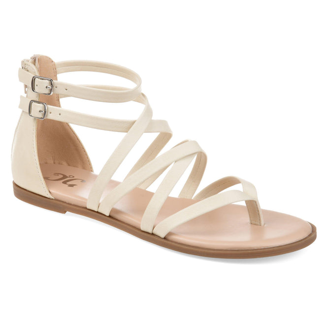 ZAILIE Shoes Journee Collection Ivory 5.5
