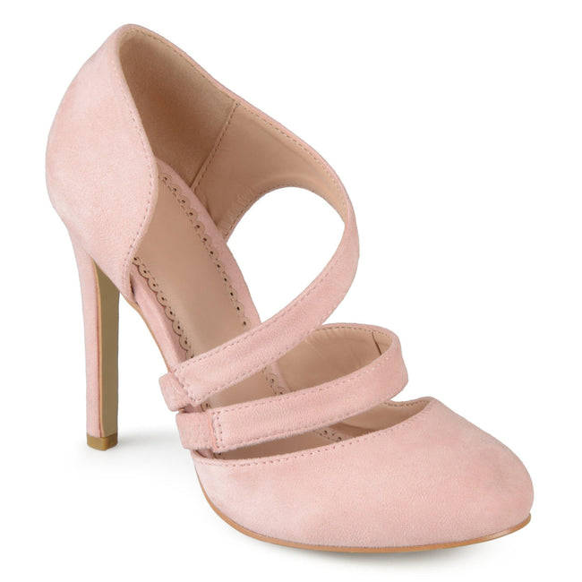 ZEERA Shoes Journee Collection Pink 5.5