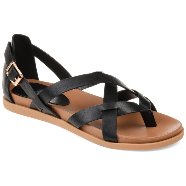 ZIPORAH Shoes Journee Collection Black 5.5