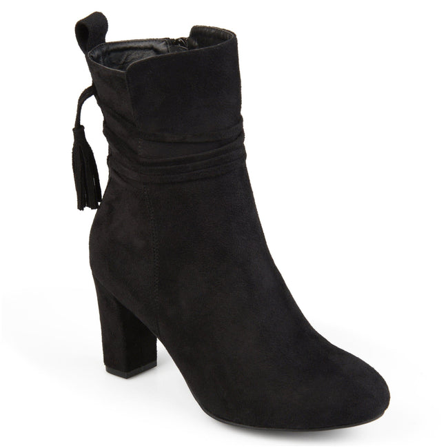 ZURI Shoes Journee Collection Black 5.5