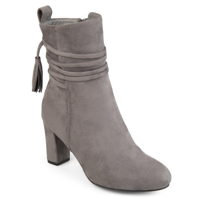 ZURI Shoes Journee Collection Grey 5.5