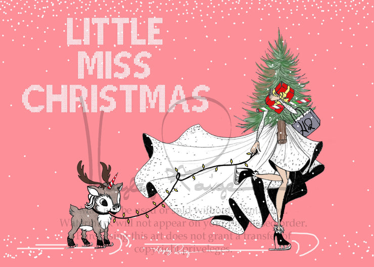 Hayley Paige Christmas Cards (Pack of 8)
