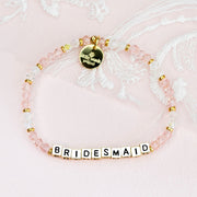 Little Words® Project Bridesmaid Bracelet