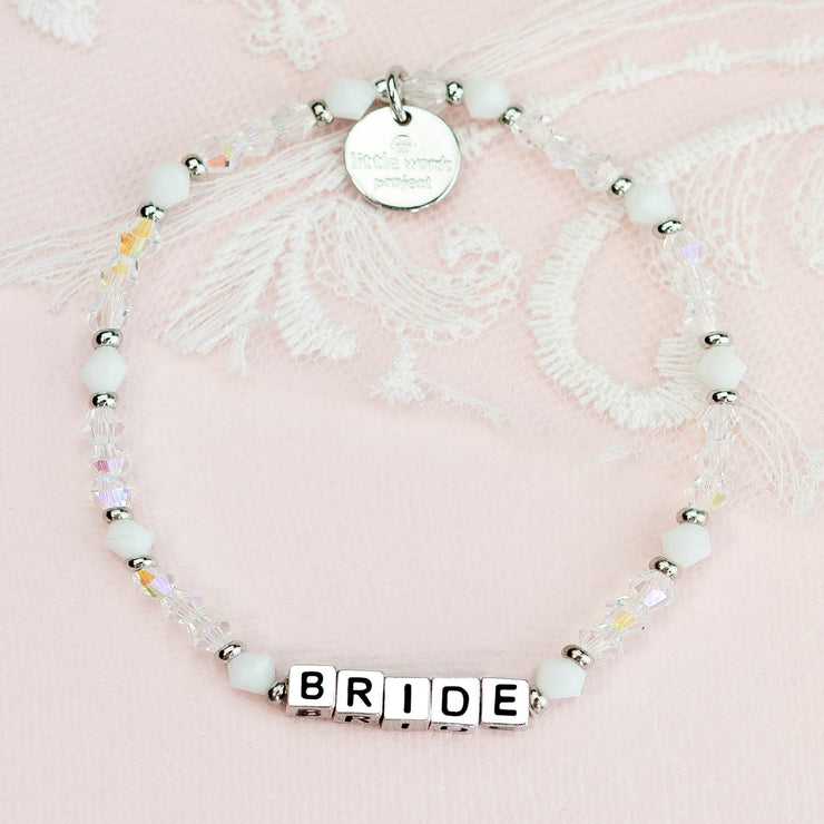 Little Words® Project Bride Bracelet