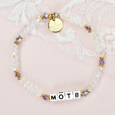 Little Word® Project Mother of the Bride Bracelet