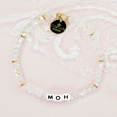 Little Words® Project Maid of Honor Bracelet