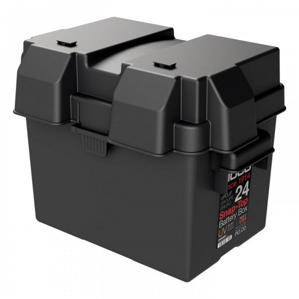 Noco 6V Snap Top Battery Box