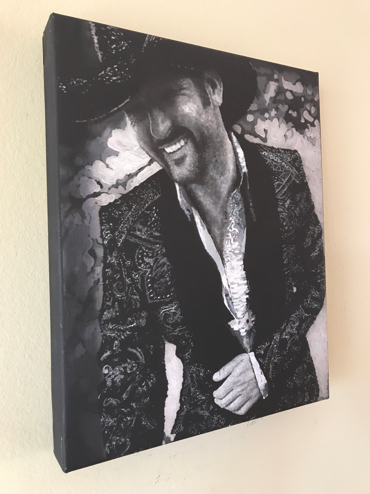 SPECIAL - Tim McGraw Canvas Painting 3 Sizes