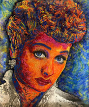 "NEW ITEM - Lucille ""Lucy"" Ball - Print to Order Special Price"