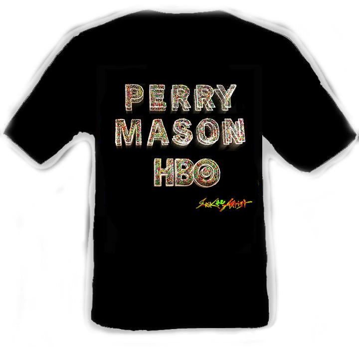Perry Mason HBO T-Shirt by Erik the Artist