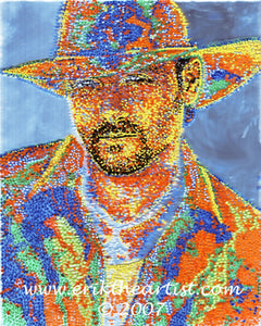 Tim McGraw Canvas Painting