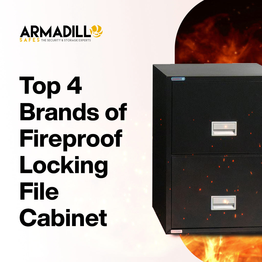 Top 4 Brands of Fireproof Locking File Cabinet